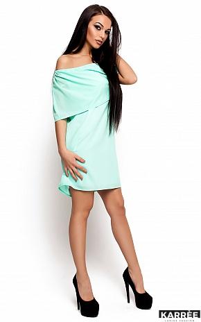 Платье Фиона, Ментол - фото 2