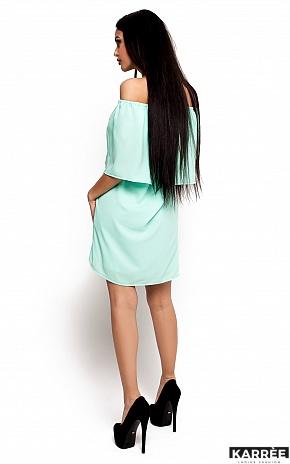 Платье Фиона, Ментол - фото 3