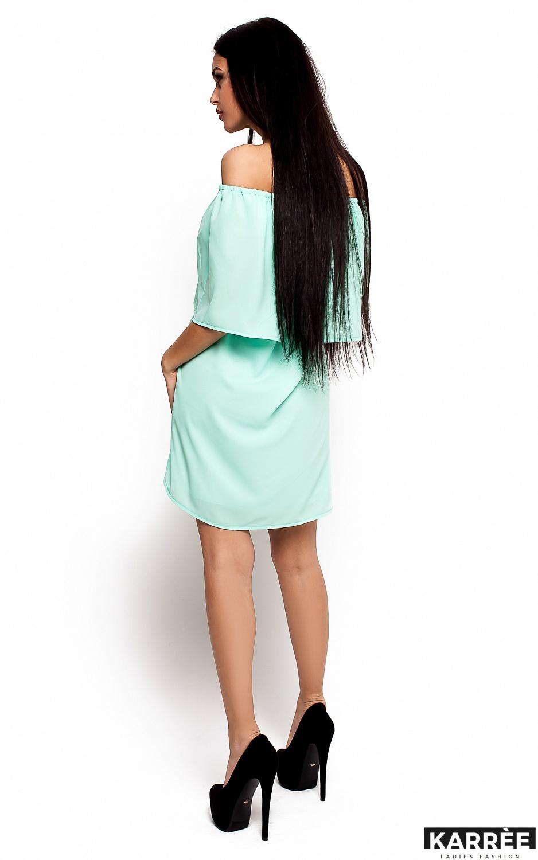 Платье Фиона, Ментоловый - фото 3