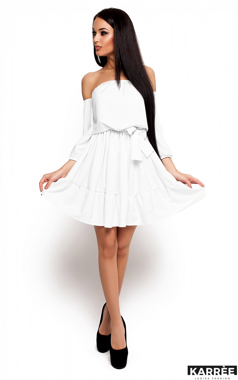 Платье Шарлин, Белый - фото 1