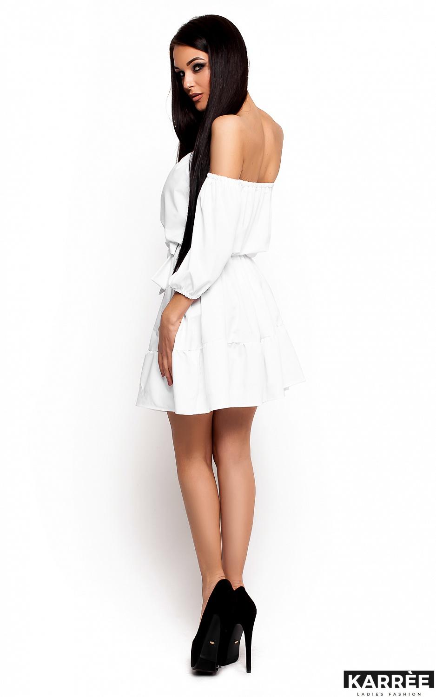 Платье Шарлин, Белый - фото 3
