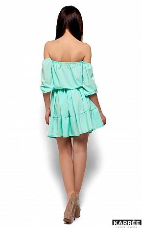 Платье Шарлин, Ментол - фото 3