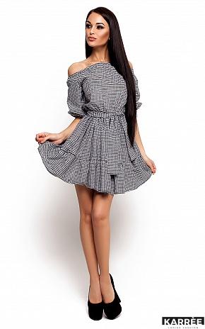 Платье Дженнифер, Комбинированный - фото 1