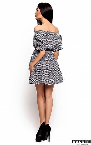 Платье Дженнифер, Черный - фото 3