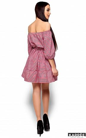 Платье Дженнифер, Красный - фото 3