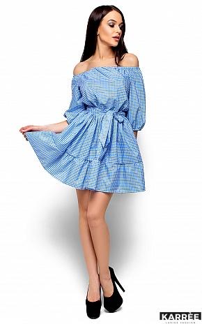 Платье Дженнифер, Голубой - фото 1