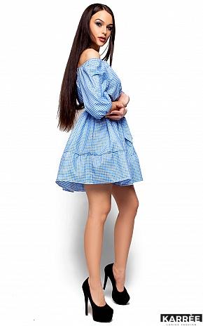 Платье Дженнифер, Голубой - фото 4