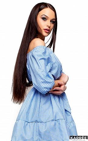 Платье Дженнифер, Голубой - фото 2