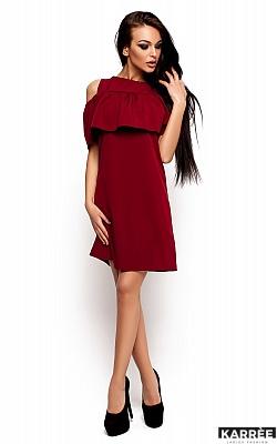 Платье Реми, Марсала