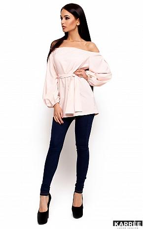 Блуза Лори, Персик - фото 1
