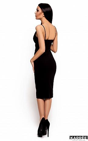 Платье Ривьера, Черный - фото 3
