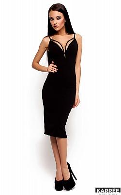 Платье Ривьера, Черный