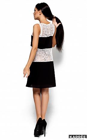 Платье Аврил, Черный - фото 3