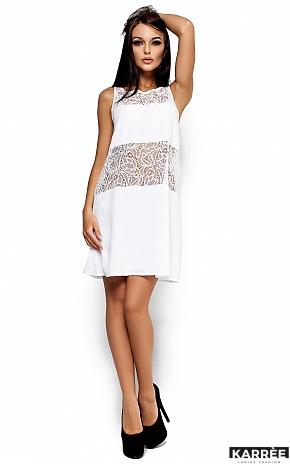 Платье Аврил, Белый - фото 2