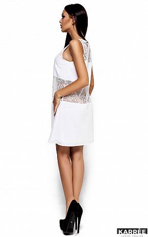Платье Аврил, Белый - фото 3