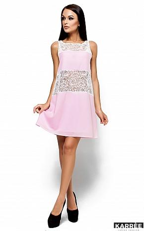 Платье Аврил, Розовый - фото 1