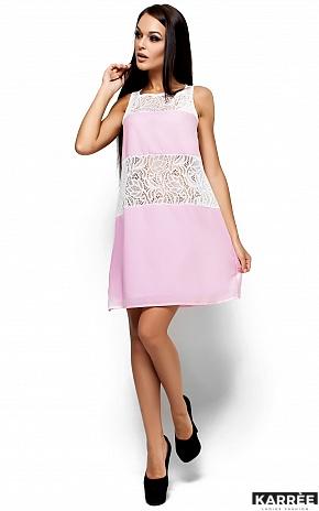 Платье Аврил, Розовый - фото 2