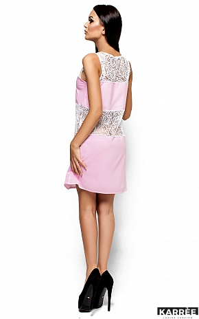 Платье Аврил, Розовый - фото 3