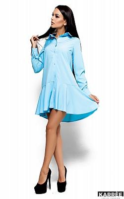 Платье Олимпия, Голубой