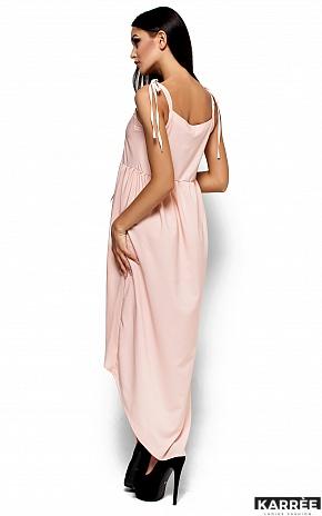 Платье Рошель, Персик - фото 3