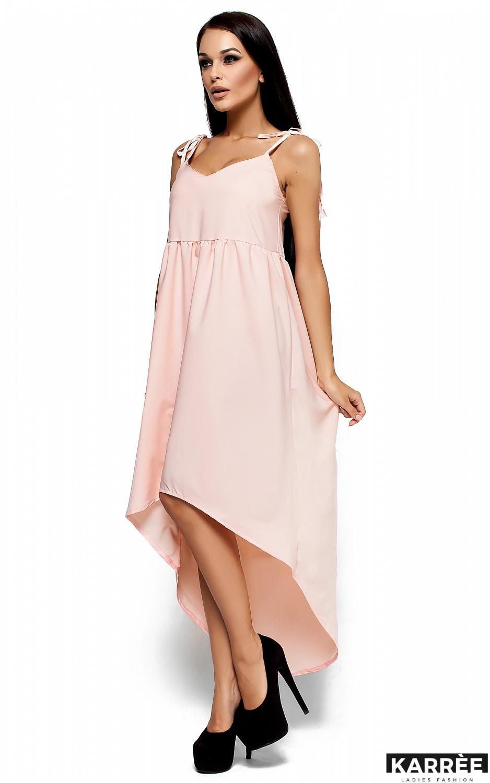 Платье Рошель, Персик - фото 1