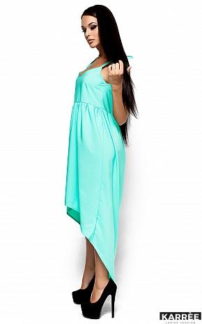 Платье Рошель, Ментол - фото 2