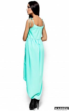 Платье Рошель, Ментол - фото 3