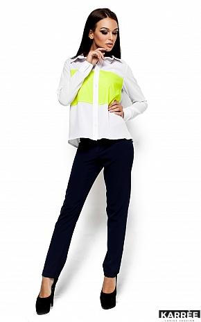 Рубашка Эмили, Комбинированный - фото 1