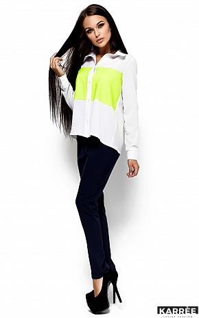 Рубашка Эмили, Комбинированный - фото 2