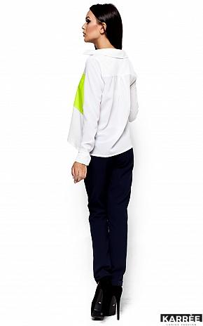 Рубашка Эмили, Комбинированный - фото 3