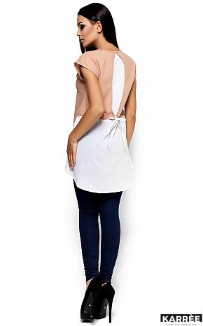 Блуза Лора, Комбинированный - фото 3