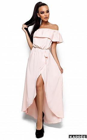 Платье Астарта, Персик - фото 1