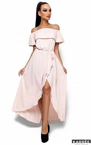 Платье Астарта, Персик - фото 2