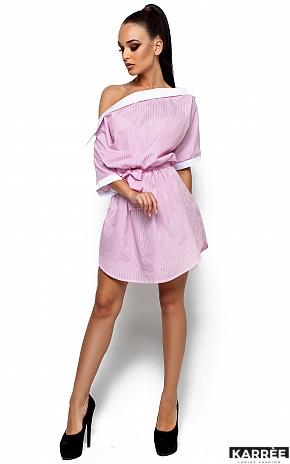 Платье Тира, Розовый - фото 1