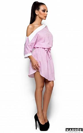 Платье Тира, Розовый - фото 2