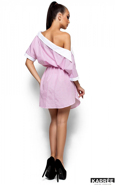 Платье Тира, Розовый - фото 3