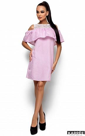 Платье Алладина, Розовый - фото 1
