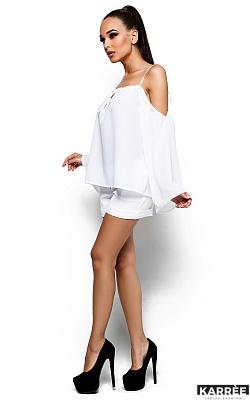Блуза Янтарь, Белый