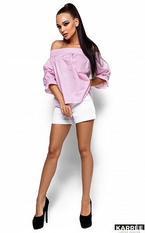 Рубашка Лика, Розовый - фото 1