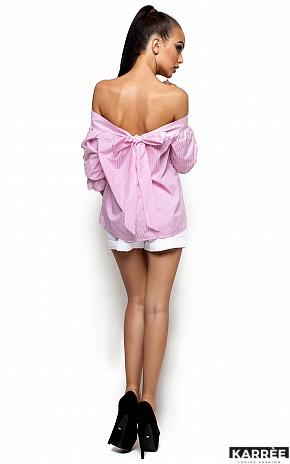 Рубашка Лика, Розовый - фото 3
