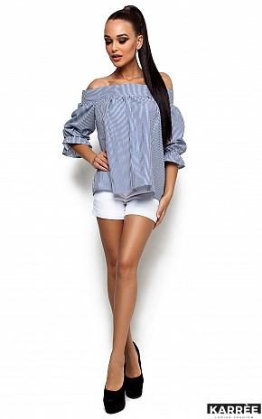 Рубашка Лика, Синий - фото 1