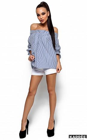 Рубашка Лика, Синий - фото 2