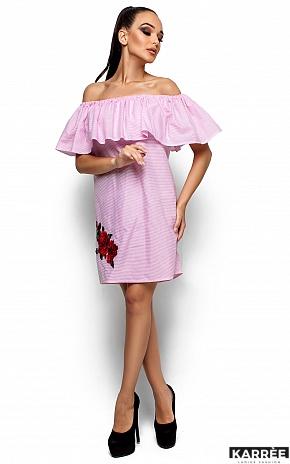 Платье София, Розовый - фото 2