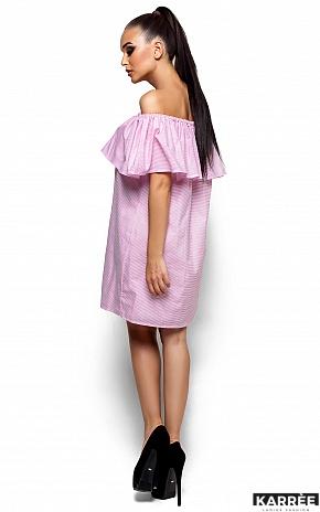 Платье София, Розовый - фото 3