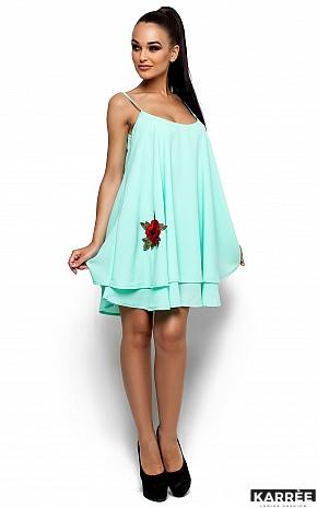 Платье Ассоль, Ментол - фото 1