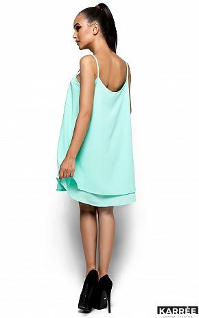 Платье Ассоль, Ментол - фото 3