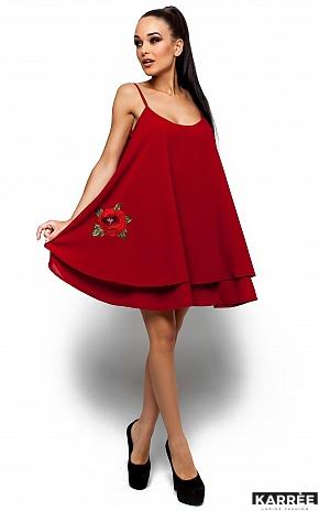 Платье Ассоль, Марсала - фото 2