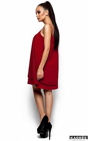 Платье Ассоль, Марсала - фото 3