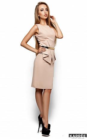 Платье Энбери, Бежевый - фото 2