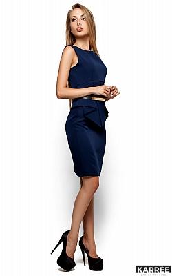 Платье Энбери, Темно-синий